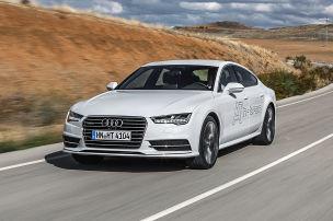 Audi setzt auf Brennstoffzelle