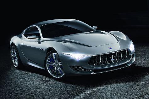 Maserati bleibt dem Vebrenner treu