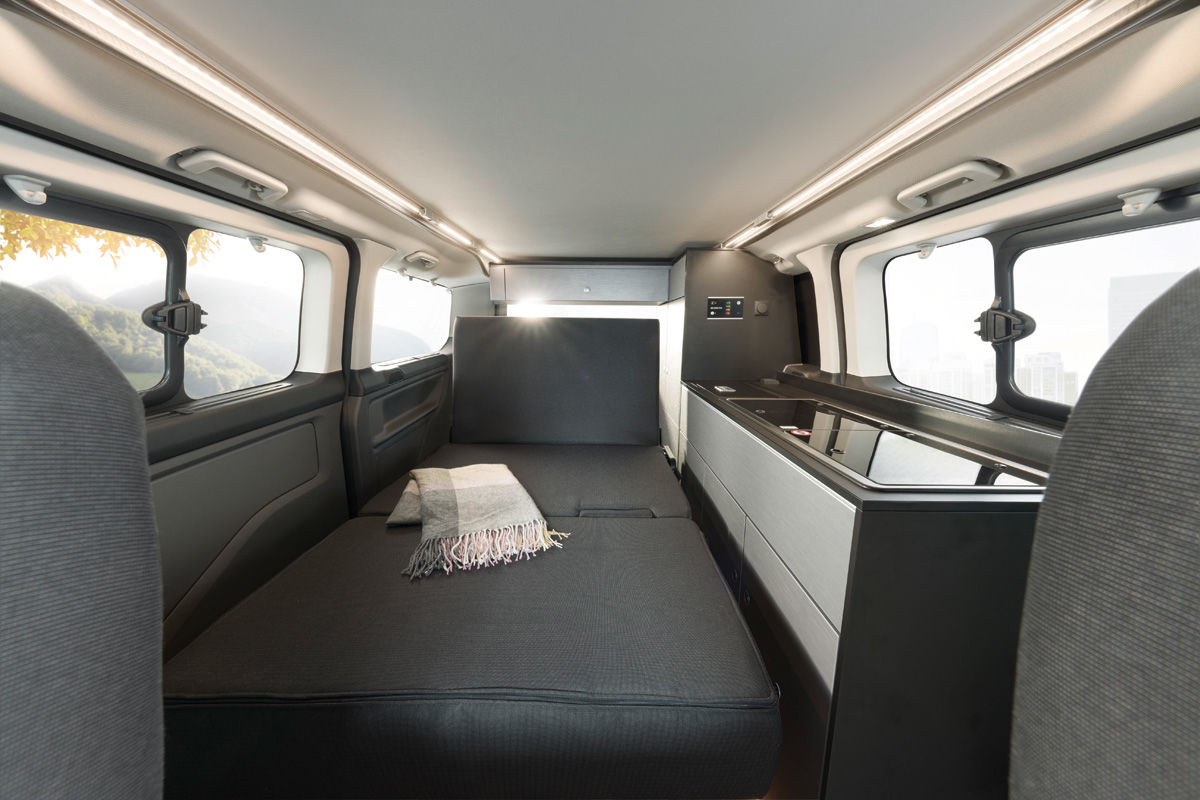 Dethleffs Globevan