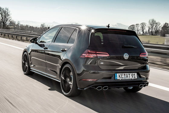 vw golf 7 r tuning abt sportsline. Black Bedroom Furniture Sets. Home Design Ideas