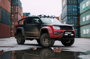 Amarok wird zum Monster-Pick-up