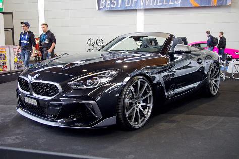 BMW Z4 (G29) Tuning: Dähler-Räder