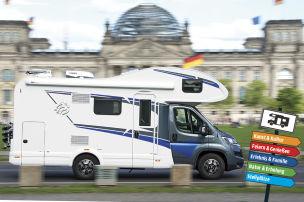 Die besten Ziele für Berlin und Umland