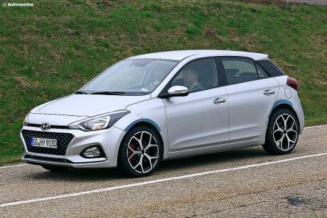 Hyundai i20 N (2020): Der kleine Bruder des i30 N