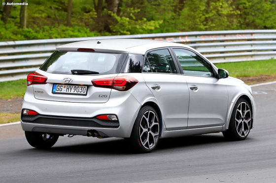 Neuer Hot Hatch: Hyundai i20 N