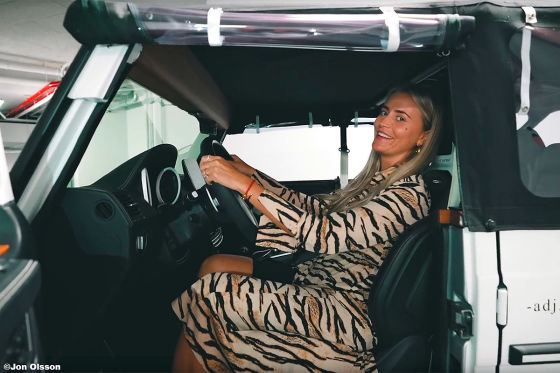 """Lord Hans"" wird zum Safari-G"