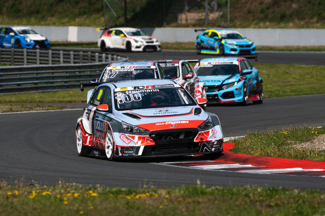 TCR Germany: ABMS-Gaststart