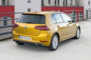 CO2: Benziner-Golf schl�gt Diesel-Golf