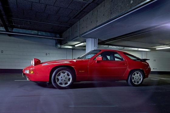 Porsche 928 CS: Klassiker des Tages