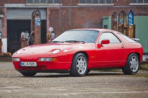 Klassiker des Tages: Porsche 928 CS