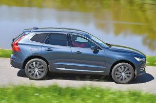 Volvo schärft beim XC60 D5 nach