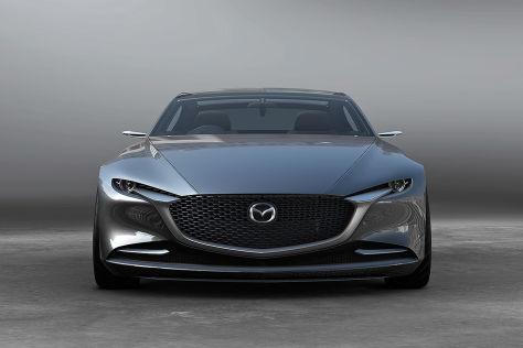 Mazda: Reihensechszylinder und Hybrid