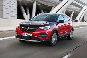 Das ist Opels erster Plug-in-Hybrid
