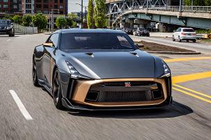 So fährt der eine Million Euro teure GT-R