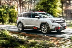 Mit Citroën auf Erlebnistour
