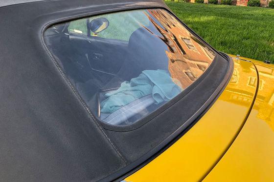 Einmaliger Mazda MX-5 NA zum Verkauf