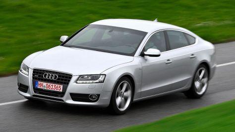 Audi A5 Sportback: Gebrauchtwagen-Test