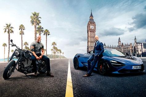 Fast & Furious setzt auf Spin-Off-Taktik