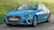 Audi S4 Facelift (2019) im Fahrbericht