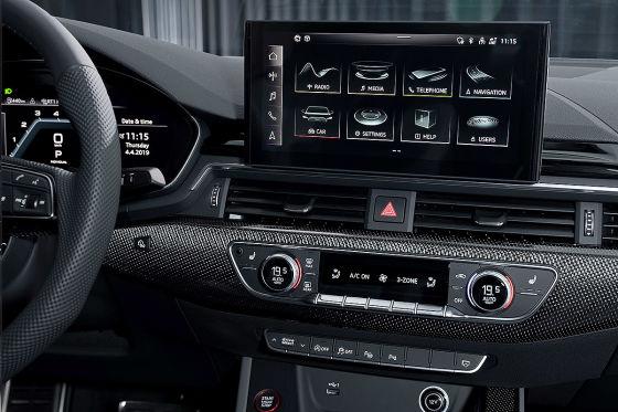 Alle Infos zum Facelift des Audi S4