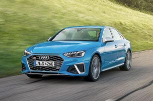 So fährt der Audi S4 mit V6-Diesel