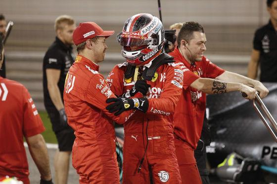 Verzettelt sich Ferrari im Teamduell?