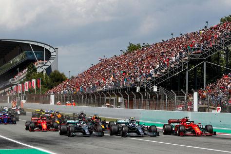 Formel 1 in der Krise