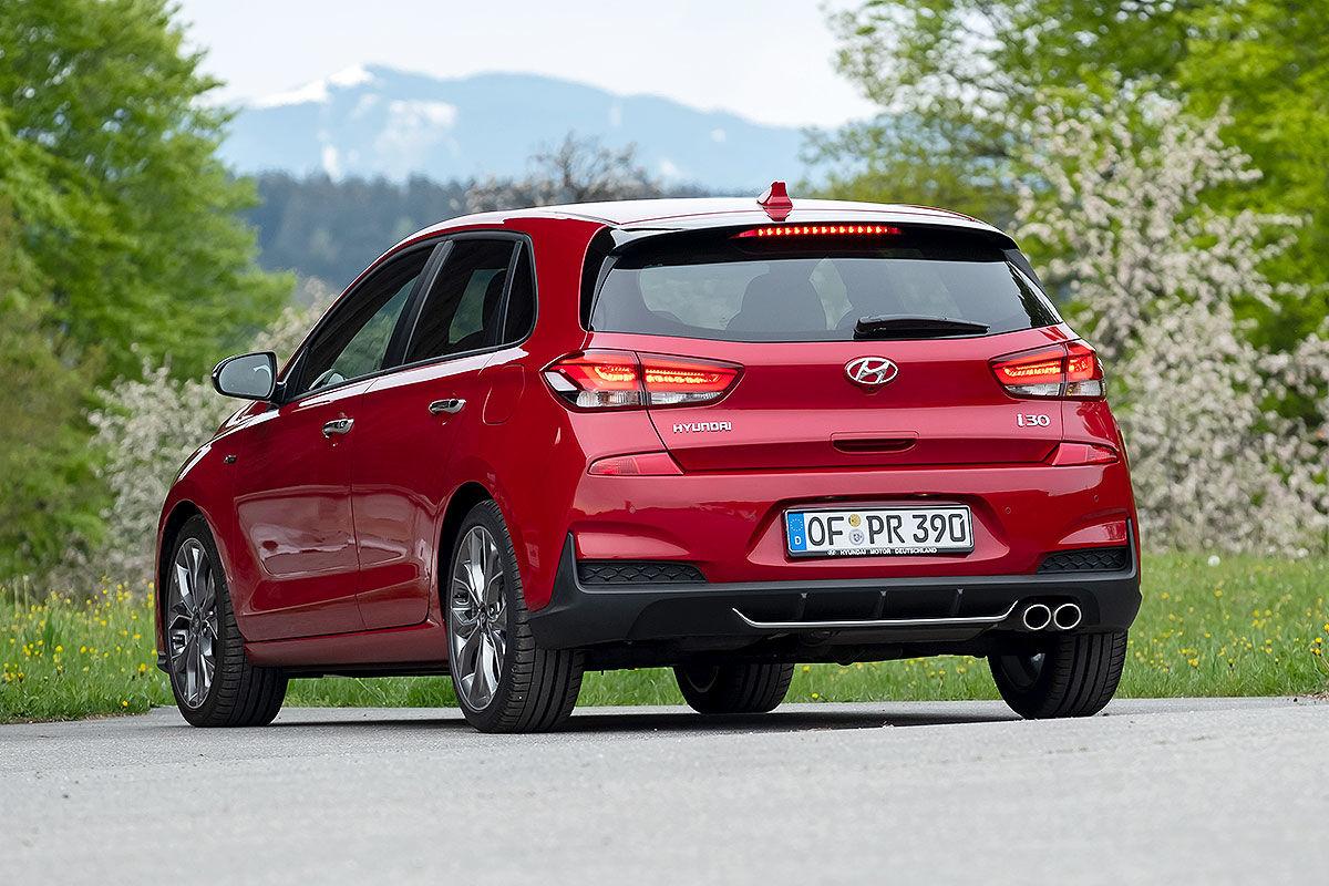 Hyundai N und N-Line Modelle: Vergleich