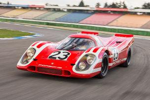 Die sch�rfsten Porsche 917
