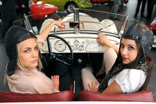 Hat Auto-Nostalgie eine Zukunft?