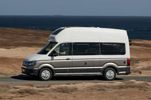 VW Grand California 600: Test