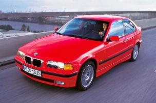 Klassiker des Tages: BMW 3er Compact