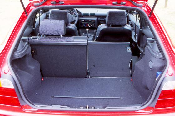 BMW 3er Compact: Klassiker des Tages
