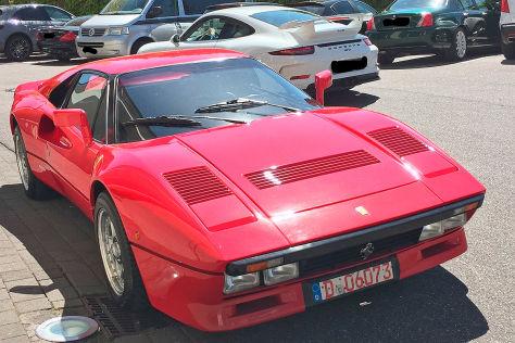 Ferrari 288 GTO: Seltenes Millionen-Auto gestohlen