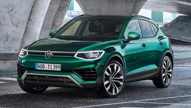 Tiguan im Future-Look