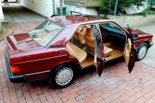 Mercedes 190 E 2.3 im Neu-Zustand