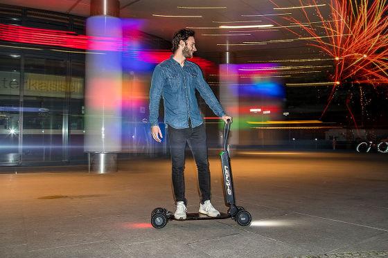 Diese E-Scooter sind im Kommen