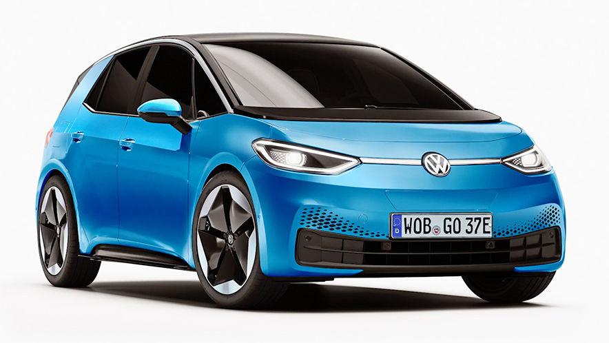 VW ID.3 (2019): Neuvorstellung - Elektroauto - Infos ...