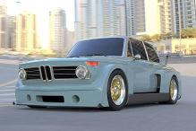 BMW 2002 Tuning: Gruppe-5-Umbau