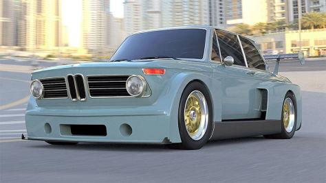 BMW 2002 Tuning