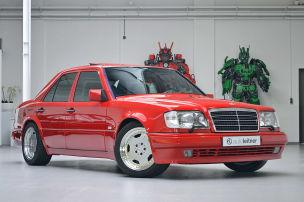 E 60 AMG mit Sechsliter-V8 zum Verkauf