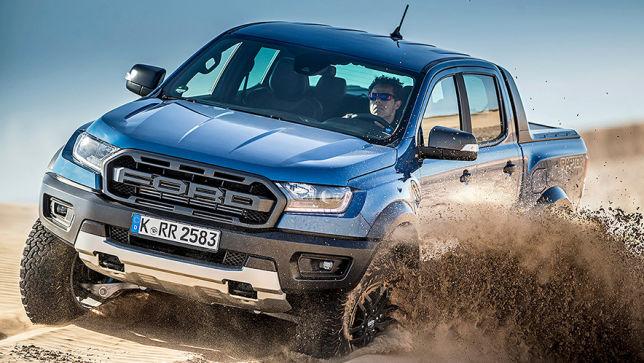 Der neue Ranger von Ford