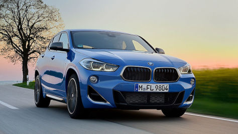 BMW X2 M35i (2019): Test