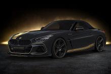 BMW Z4 Tuning: Manhart