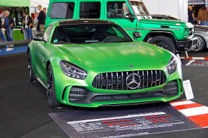 Mercedes-AMG GT R: Posaidon