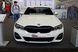 KW legt den BMW 3er tiefer