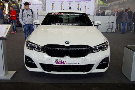 BMW 3er Tuning: KW Fahrwerk