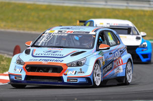 TCR Germany in Most