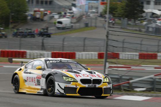 BMW-Dreifachsieg am Nürburgring