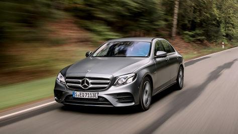 Mercedes 300 de: Test